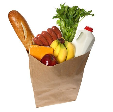 California sales tax for groceries