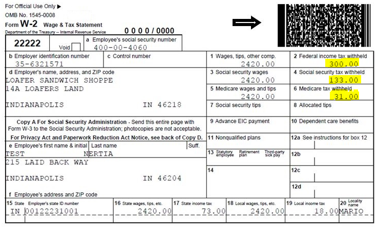 How To Determine Your Total Income Tax